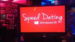 Windows 10 Speed Dating
