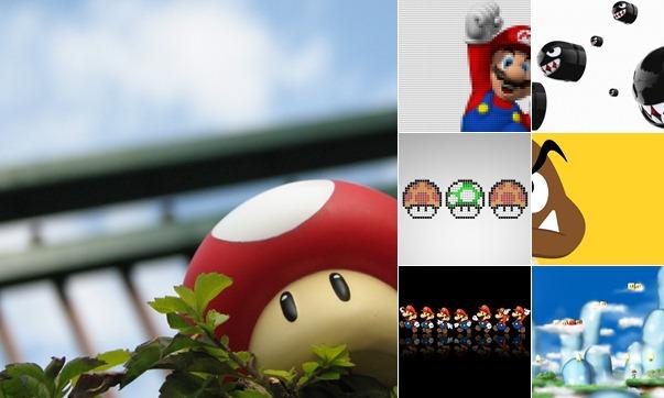 Ver Wallpapers de Mario Bros y Nintendo