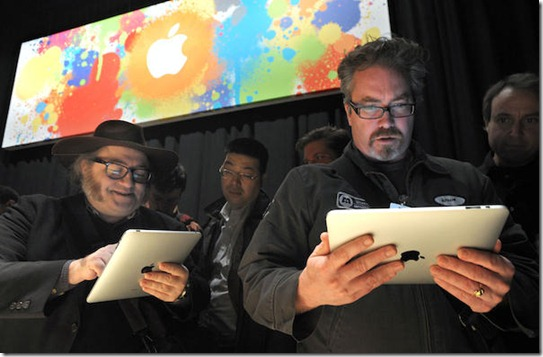 iPad Egoistas