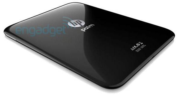 Tablet HP WebOS