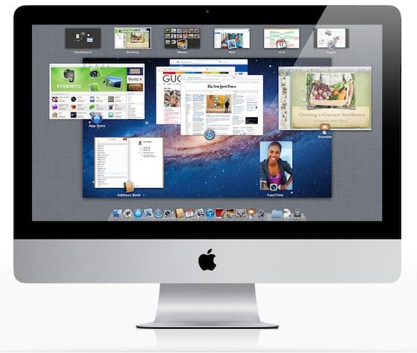 6b164a8ef44 Esta nueva versión del sistema operativo para computadoras de Apple al  igual que Windows 8 esta influenciado por el sistema operativo de sus  dispositivos ...
