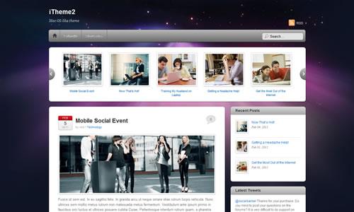 Descarga Gratis La colección de los mejores Temas para WordPress ...