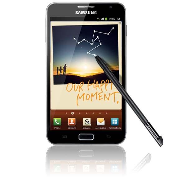 La Samsung Galaxy Note