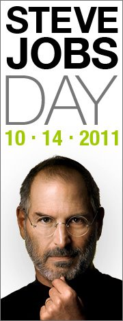 El día dedicado a Steve Jobs