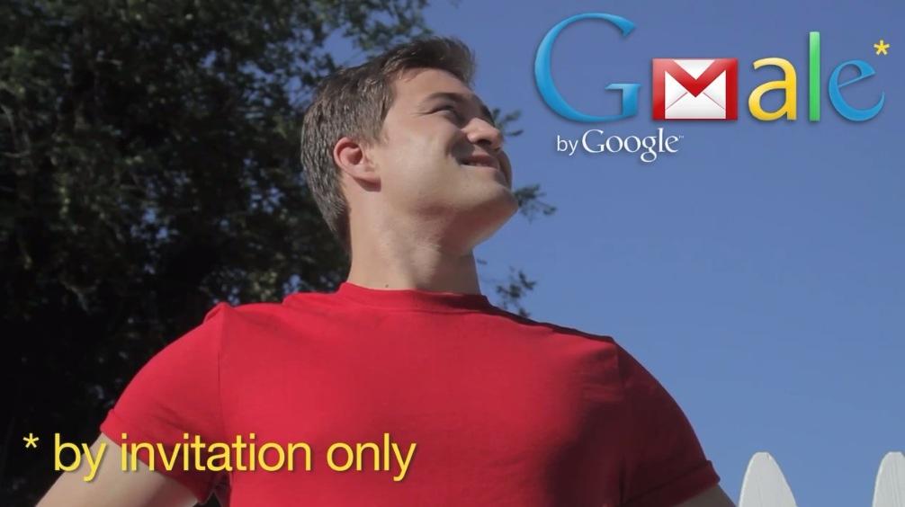 GMale - nuevo servicio de Google