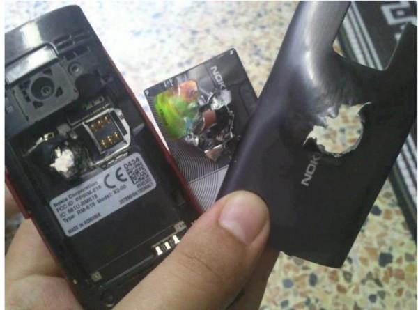 Nokia X2 antibalas