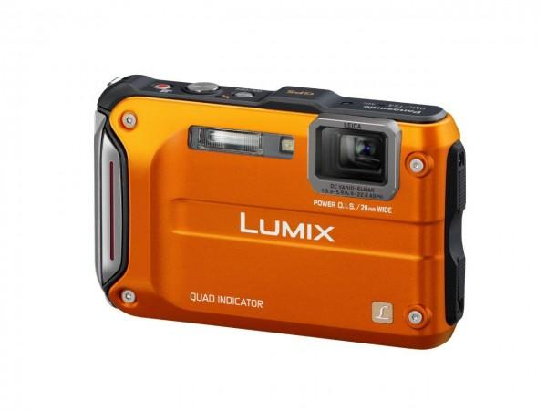 Lumix DMC-TS4PU