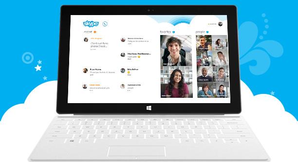 Skype 6.1 para Windows