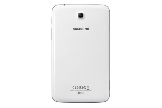 Galaxy Tab 3 trasera