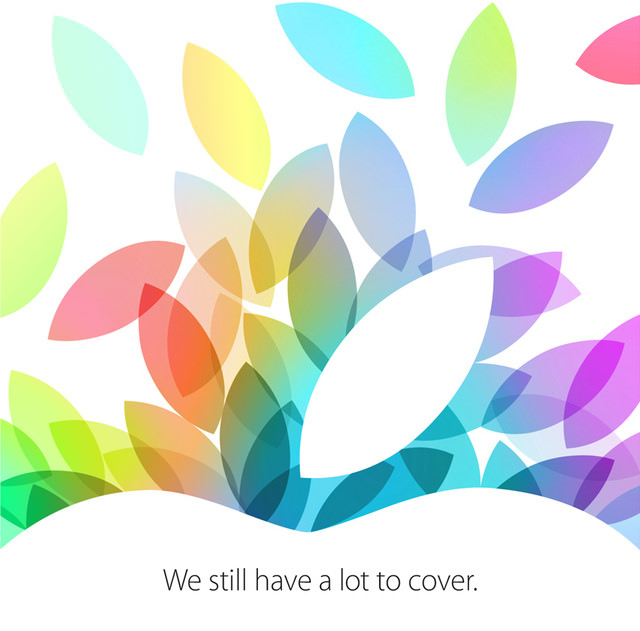 Apple October Event