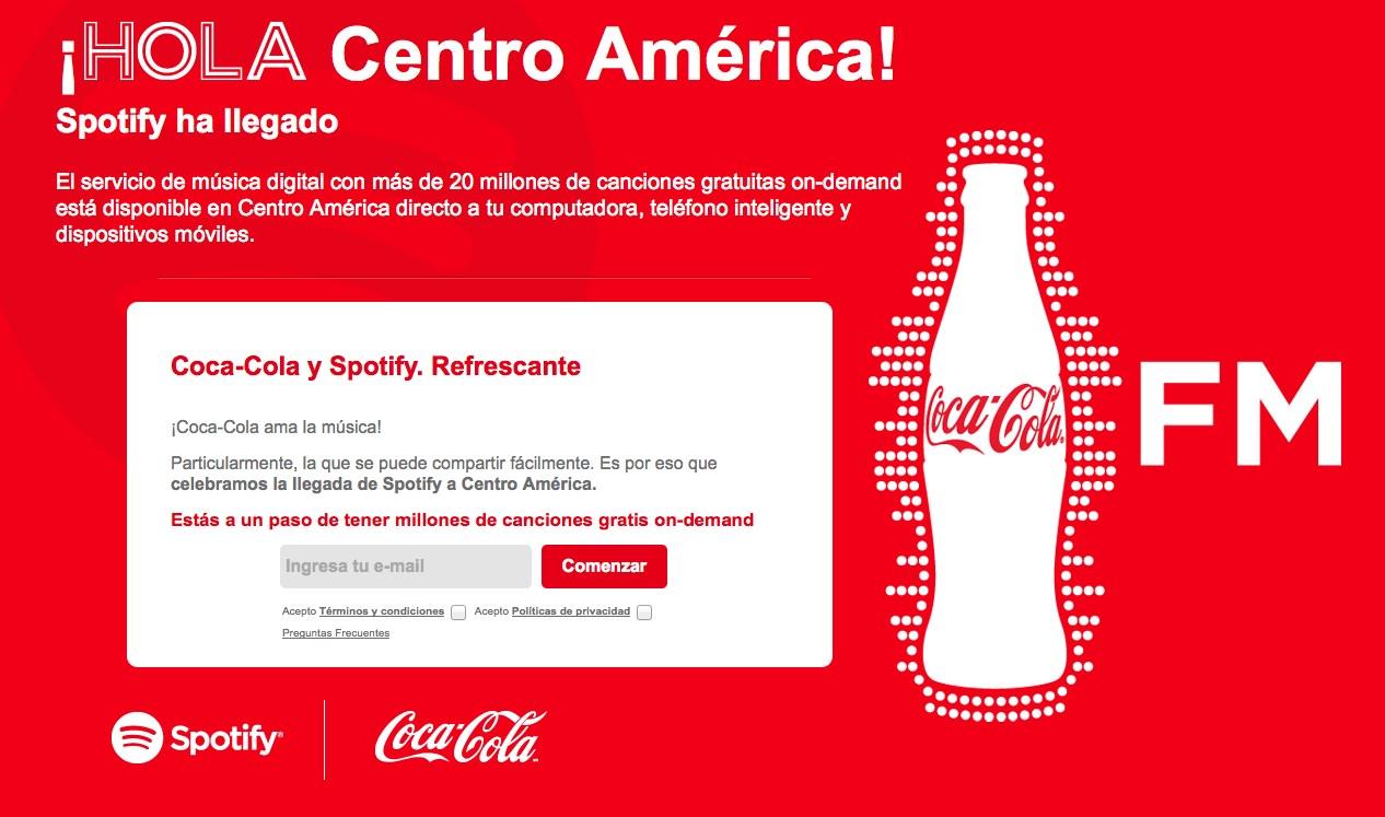 Spotify Guatemala