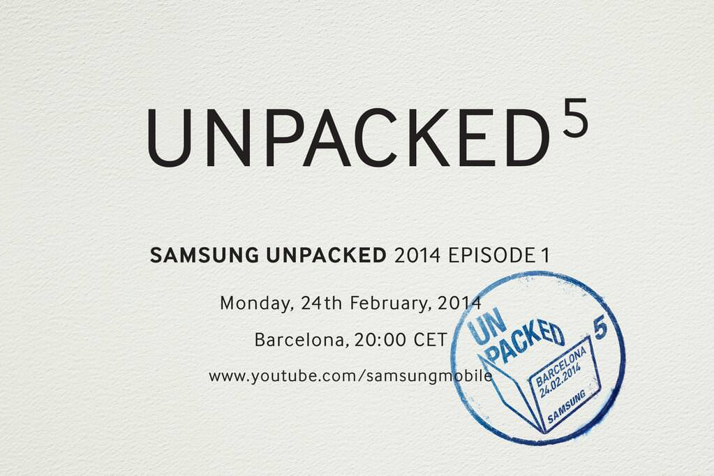 El Samsung Galaxy S5 llegará el 24 de febrero