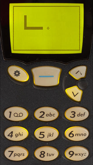 Snake 97 para iPhone
