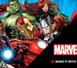 Show Marvel Your Best Work!