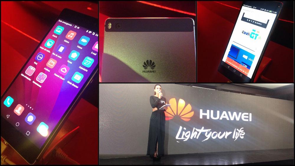 Huawei P8 GUATEMALA