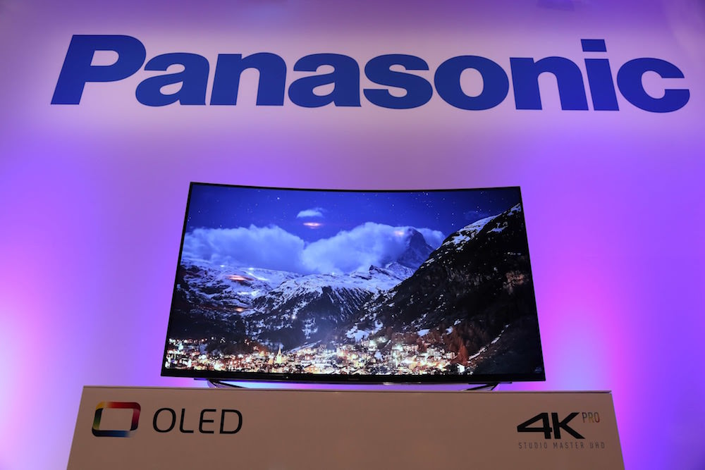 Panasonic UHD CES 2016