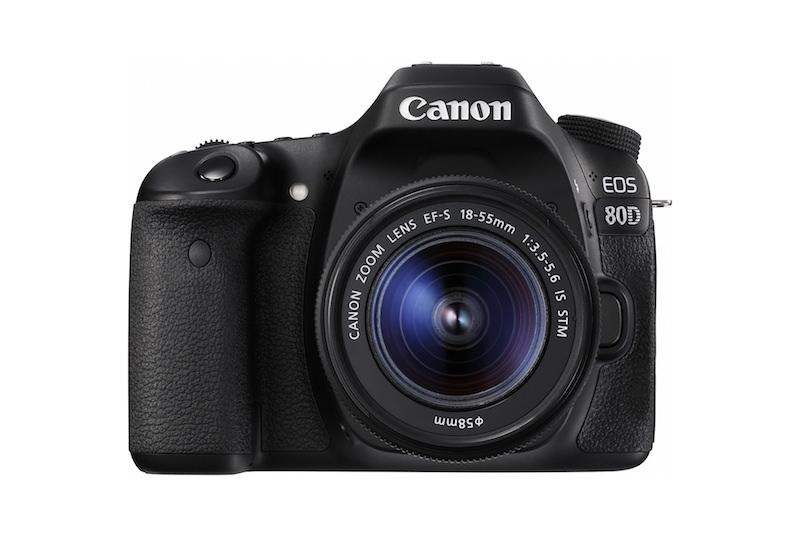Canon DSLR EOS 80D