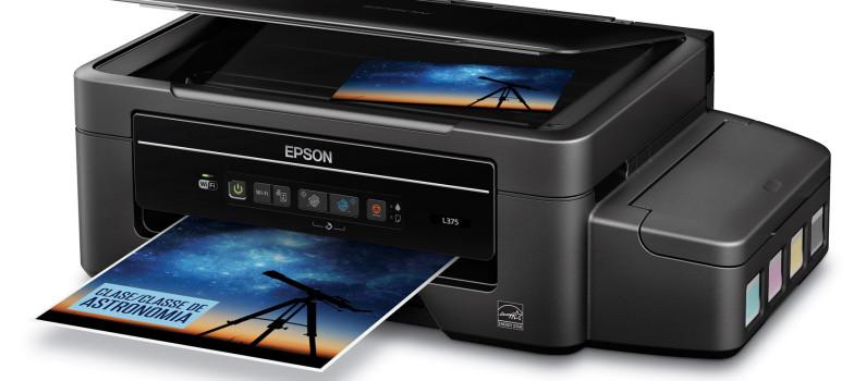 Epson Presenta Su Nueva Generaci 243 N De Impresoras De Tinta