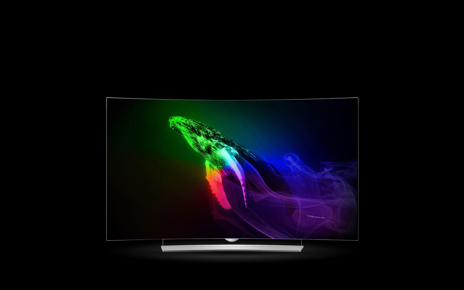 LG OLED 4K (65EG9600)