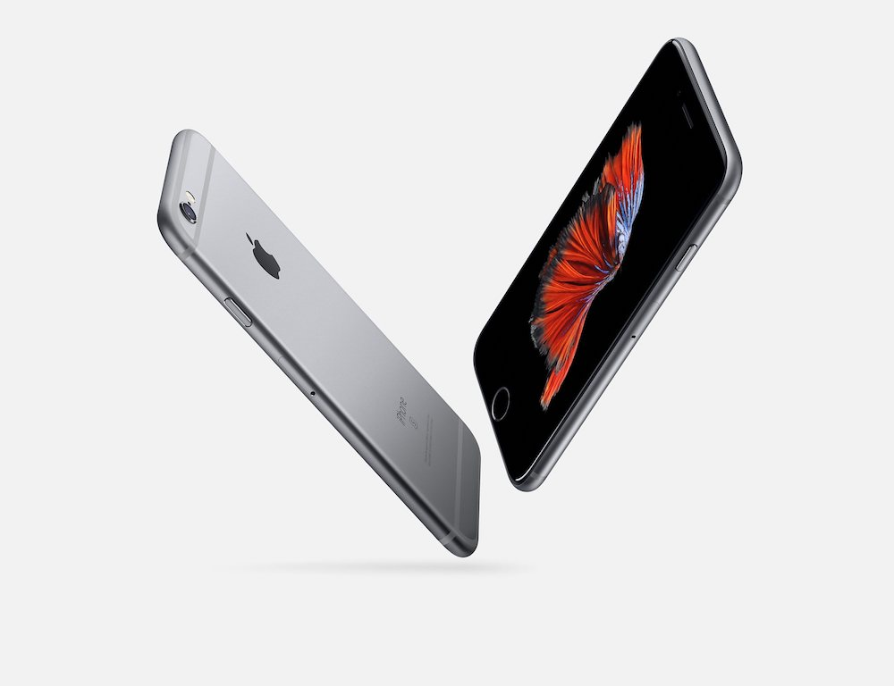 iPhone 6S batería