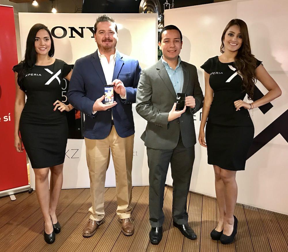 Sony Xperia Guatemala