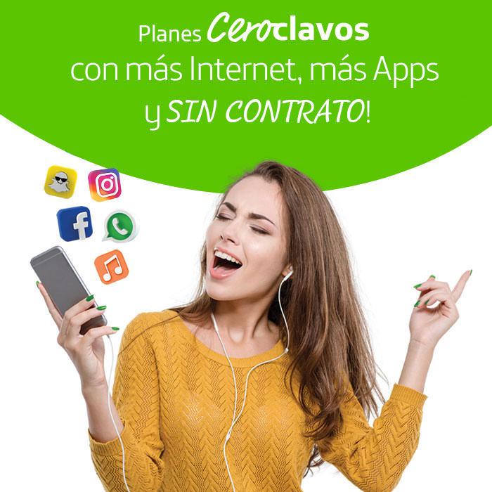 Cero Clavos Movistar