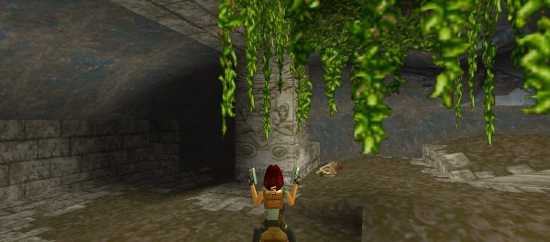 Open Lara Tomb Raider 2