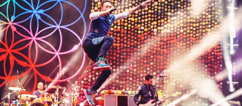 Coldplay Samsung VR Concierto