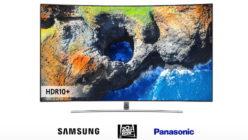 HDR10+ Samsung - Panasonic