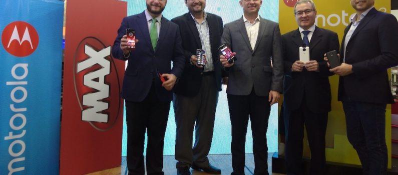 Moto Play Z2 en Guatemala