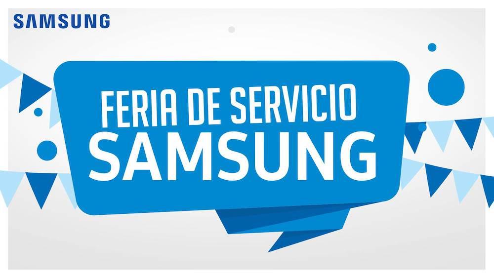 Feria de Servicio Samsung