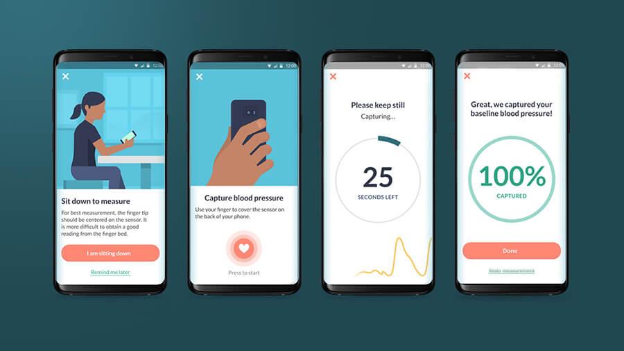 El Galaxy S9 podrá medir tu presión sanguínea sin necesidad de accesorios