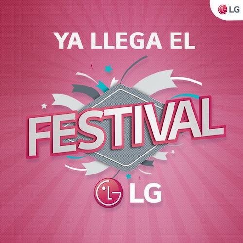 Festival Servicio Tecnico LG